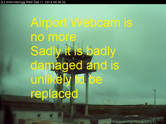 Webcams Guernsey Airport